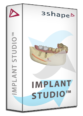 Logiciel 3Shape Implant Studio