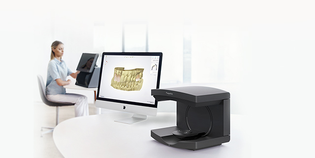 solutions de scan 3D dentaire de chez 3Shape